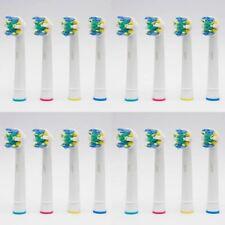 20x Ersatz-Zahnbürste Elektrische Bürstenköpfe für Oral B Vitalität Braun EB-25A