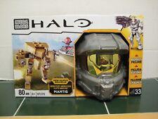 Mega Bloks Halo Micro Fleet Mantis with Figure  #97270