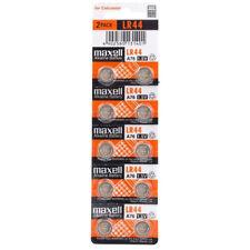 Button Cells Alkaline / Lithium Maxell, LR41/LR1130/LR44 /CR2032/CR2025/CR2016