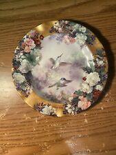 "Bradford Exchange Collector's Plate Lena Liu ""Bountiful Beauty�"