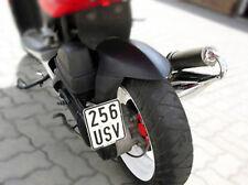 Porta Targa laterale Piaggio NRG 50 Power DT Tuning Scooter targa