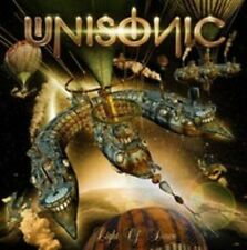 Unisonic Light of Dawn 2 CD Digipak 2014 EX / Near MINT