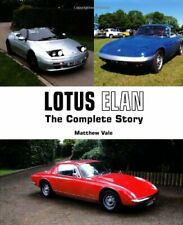 Lotus Elan: The Complete Story (Crowood Autoclassics Series) by Vale New..
