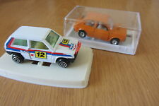 GUISVAL SEAT 127 IN EXCELLENT BOX + PANDA RALLY MOBIL ON BASE EXCELLENT