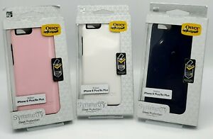 """New Sleek Case by Otterbox Symmetry for 5..5"""" iPhone 6s Plus & 6 Plus Colors"""