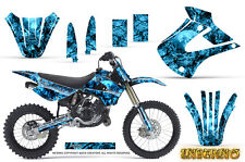 Kawasaki KX85 KX100 2001-2013 Graphics Kit CREATORX Decals INFERNO BLI