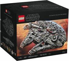 Lego Star Wars - 75192-lego-millennium Falcon