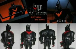 JLU BATMAN BRUCE BEYOND CUSTOM FIGURE JUSTICE LEAGUE UNLIMITED BTAS STAS