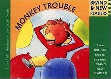 Monkey Trouble: Brand New Readers-ExLibrary