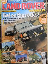 Land Rover World 07/2007 Series 1 2 3 Defender Range Discovery Freelander