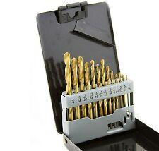 NEIKO 10178A - 13 Pc Cobalt Metal Wood Drill Bits 1/4 Inch Shank - New