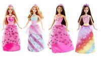 Mattel Prinzessinnen Barbie Puppe Dreamtopia Mädchen Bonbon Regenbogen Juwelen