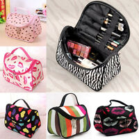 Travel Organizer Accessory Toiletry Cosmetic Make Up Holder Case Bag Pouch Gifts