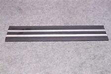 Used E BMW e34 520i 525i 5305i 540i Sill strip rear Black 51471944398