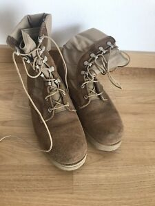 US Army Boots Kampfstiefel Wüste Airsoft Military Gr. 42