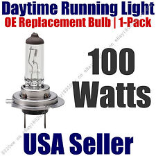 Daytime Running Light Bulb 1pk H7 100 Watt OE Replacement Fits Listed Kia  H7100