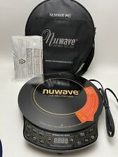 New listing Nuwave Gold Precision Induction Portable Cooktop 120V 1500W Model 30211 With Bag