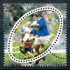 STAMP / TIMBRE FRANCE NEUF N 3280 ** SPORT RUGBY