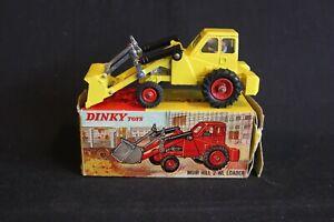 Dinky toys Muir Hill 2-WL Loader #437 in original box (J&KvW)