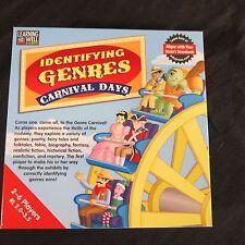 Identifying Genres Carnival Days Game RL 2.0-3.5