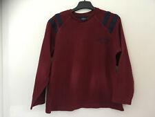 *RALPH LAUREN* Jungen-Pullover/Sweatshirt, weinrot, Gr.M/140/146