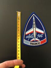 Ecusson Patrouille de France /  EVAA