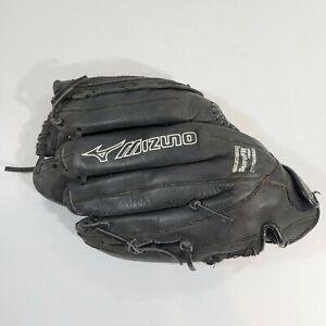 """LH Mizuno Supreme 12.5"""" Fastpitch Glove 1251F2DBK Right Hand Throw"""
