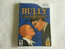 Bully -- Scholarship Edition (Nintendo Wii, 2008) - Gently Used