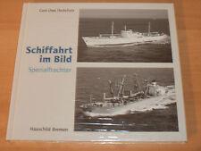 Sammlung Schiffahrt im Bild Spezialfrachter Hardcover!