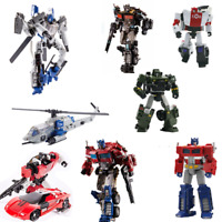 Transformation Toys OP Ironhide Starscream Prowl Figures Or One Step Deformation