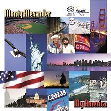 Monty Alexander - My America [CD]