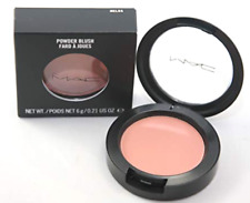 New! Mac Powder Blush Melba Pot *Full Size *Brand New in Box *100% Authentic