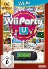 Nintendo Wii U Party mit 80 neuen Minispielen für Wii U Selects NEU