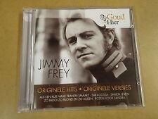 CD GOUD VAN HIER / JIMMY FREY