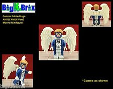 ANGEL Xmen Vers2 Custom Printed Marvel Lego Minifigure w/Custom Wings