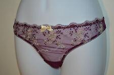 VERDISSIMA String / culotte violet petit BD32