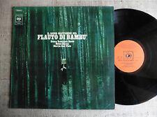 Hozan Yamamoto Nobuo Hara  Il Sound Giapponese Del Flauto Di Bambu  – LP