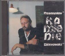 PRZEMYSLAW GINTROWSKI - KAMIENIE 1991 TOP RARE OOP CD POLSKA POLAND POLEN