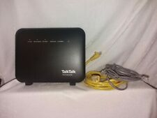TalkTalk Router No Power Cable
