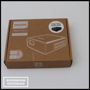 Philips PicoPix Micro Pocket Projector PPX320 - Black