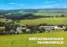AK, Rudolphstein, Autobahn Raststätte Frankenwald, 1985