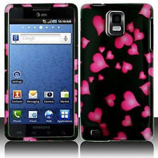 Raining Hearts Hard Case Phone Cover Samsung Infuse 4G