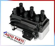 IGNITION COIL PACK VW GOLF 98 99 00 01 02 03 JETTA 99 00 01 02 V6 2.8L GTI VR6
