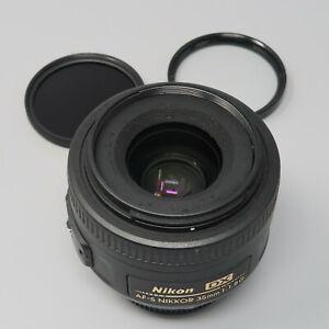 Nikon NIKKOR AF-S 35mm DX f/1.8 Prime Lens - SALE!!