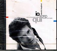 BAGLIONI CLAUDIO IO SONO QUI CD 1995 ITALY SEALED