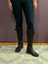 Aeeosoles Override Knee High Boots Brown Size 7