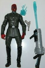 MARVEL UNIVERSE CAPTAIN AMERICA FIRST AVENGER RED SKULL LOOSE WITH ACCESSORIES