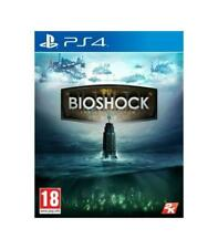 Bioshock: The Collection (Sony PlayStation 4, 2016)