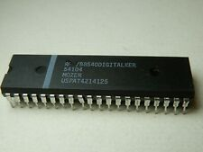 Integrated Circuits You Choose Digitalker INS8255N MSM5832RS MK3880N-4