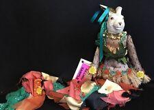 "Katherine's Collection Wayne Kleski Retired 24"" Bunny Rabbit Mermaid Luau Doll B"